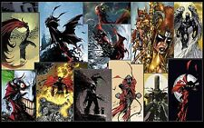 Spawn Hell's General - High Quality Poster  - 24 in x 15 in - Fast Shipping