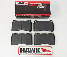 Hawk HPS 5.0 Fast Road Front Brake Pads to Fit Subaru Impreza Brembo WRX STi