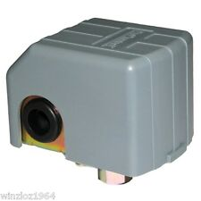 ProPlumber Plastic and Steel Pressure Switch 30-50 PSI PPSL3050