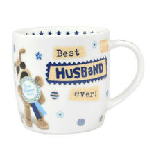 Boofle Best Husband Ever China Mug In Gift Box Christmas Birthday Gifts