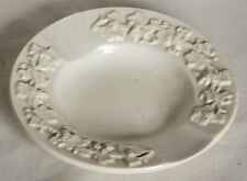 Vintage White Queen's Ware Ashtray - Wedgwood