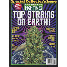 High Times Magazine - The Best Of High Times - Top Strains On Earth Us