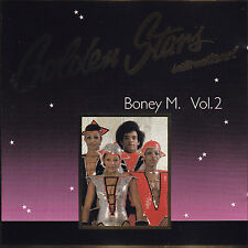 BONEY M. VOL.2 - - - CD - GOLDEN STARS international