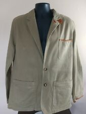 ORVIS Sporting Blazer ~ size 40 ~ COTTON TWILL jacket HUNTING fishing Safari EUC
