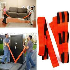 1 Pair Forearm Forklift Lifting And Moving Straps Easily Carry Furniture Magic