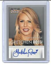 2015 AMERICANA. GRETCHEN ROSSI. AUTOGRAPH. THE REAL HOUSEWIVES OF ORANGE COUNTY.