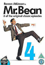 Mr Bean Vol.4 ( 3 Original Episodes) Dvd Brand New & Factory Sealed
