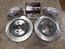 2008-09 Pontiac G8 Brembo Rear Caliper Brake Upgate kit. 2014-17 Chevy SS