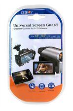 3 Clear Screen Protector for Canon XA10