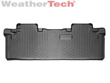 WeatherTech FloorLiner for Toyota Sienna 8-Pass - 2011-2017 - 2nd Row - Black