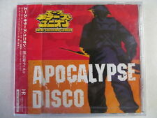 ACE KILLERS UNION APOCALYPSE DISCO CD 4 TRACK SINGLE SEALED NEW HURTIN' RECORDS