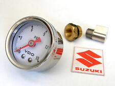 suzuki gs1100 gs1000 gs850 gs750 gs650 cafe guage engine OIL PRESSURE GAUGE KIT