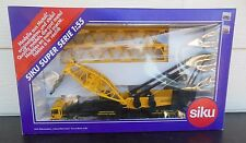 SIKU LIEBHERR MOBILE CRANE DIE-CAST ,1:55 MODEL