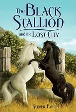 The Black Stallion and the Lost City-ExLibrary
