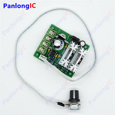 NEW 6-30V 20A 600W Max DC Motor Speed Controller Switch PWM HHO RC Controller