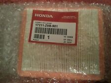 Honda lawnmower air filter 17211-z8b-901 for honda push mowers.