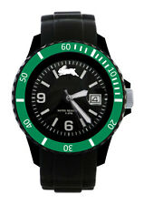 NRL Watch South Sydney Rabbitohs Silicone Band 100m WR FREE SHIPPING