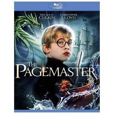 The Pagemaster [Blu-ray], New DVDs