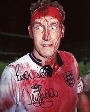 Terry Butcher - England - Italia'90 - Signed Autograph REPRINT