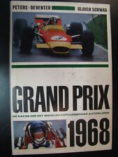 Grand Prix, De Races om het Wereldkampioenschap 1968 door Ulrich Schwab (NL)
