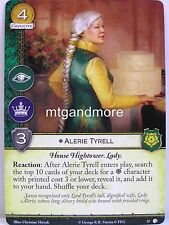 A Game of Thrones 2.0 LCG - #037 Alerie Tyrell-Lions of Castel Granito