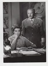 """Herbert Tiede / Elisabeth Müller (Pressefoto '59) in """"Rommel ruft Kairo"""""""