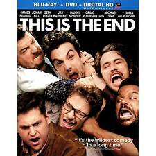 This is the End (BluRay MOVIE) BRAND NEW