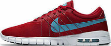 Nike SB Koston Max Skateboarding Casual Shoes 833446 641 Red Mens Size 8.5