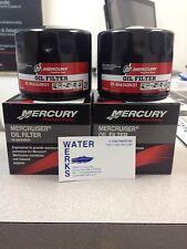 Mercury MerCruiser OEM Oil Filter 35-866340K01 Sterndrive & Inboard 2 PACK