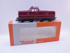 LOT 40891 | Sehr schöne Roco HO Diesellok BR V 80 008 der DB in Box