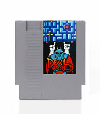 Devil World - Nintendo NES Game