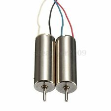 2PCS 46500RPM High Speed Strong Magnetic Torque Motor For Quadcopter RC Aircraft