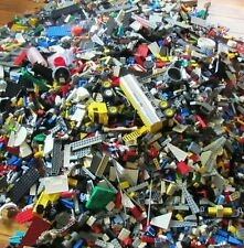 LEGO 1/4 pound Bricks 100 MIXED Parts & Pieces Bulk Lot lb BUY 3 get 1 more FREE