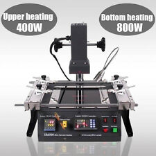 IR6500 REWORK soldering station HEAT DISTRIBUTION OVERALL MACHINE BGA INFRARED i
