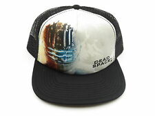 Dead Space 3 Video Game Black Hipster Vintage Trucker Snapback Hat CLEARANCE SAL