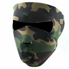 Reversible Military Army Face Mask Cover for Riding Bike pollution mask