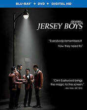 JERSEY BOYS Blu-Ray (2014) • Vincent Piazza • + DVD & Digital Copy *** Brand New