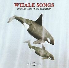 Sounds of Nature: Whale Songs/Recordings from the Deep, New Music