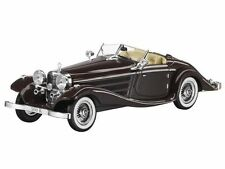 Premium Collectibles 1934 Mercedes 500 K Special Roadster Brown Dealer 1:43*New