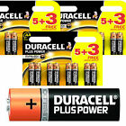 24 AA DURACELL PLUS POWER MN1500 LR6 Alkaline Battery batteries