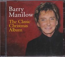 BARRY MANILOW - THE CLASSIC CHRISTMAS ALBUM - CD  NEW