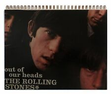 Out of Our Heads - The Rolling Stones fans / JAGGER Album Cover Notebook vintage