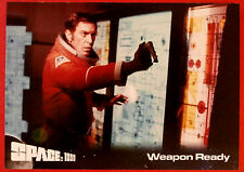 SPACE 1999 - Card #18 - Weapon Ready - Unstoppable Cards Ltd 2015