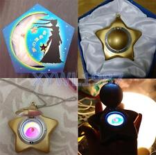 Sailor Moon Moonlight Memory Star Locket Starlit Sky Upgraded Music Box Gift New