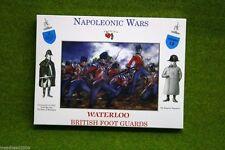 Una llamada a armas británico guardias de pie Waterloo guerras napoleónicas 1/32 CT12