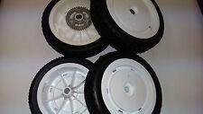 Toro Recycler 22'' Lawnmower Front Wheel + Drive Wheel Set (2)92-9590(2)92-9591