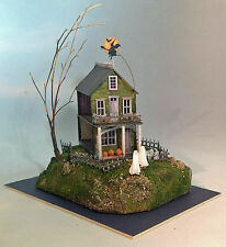 SPOOKY HOLLOW - A Doll House For Your Doll House N Scale Structure Kit GL3417
