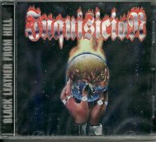 INQUISICION-BLACK LEATHER FROM HELL-CD-progressive-heavy-power-judas priest-riot