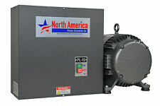 PL-15-T Pro-Line 15HP Rotary Phase Converter - TEFC Idler Motor by Baldor USA