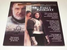 LaserDisc ~ First Knight ~ Connery / Gere ~ Double Disc ~ NTSC ~ Columbia